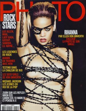 Cover PHOTO France November 2009