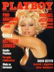 Cover Playboy Poland January 1995