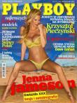 Cover Playboy Poland April 2009