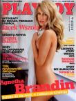 Cover Playboy Poland August 2008