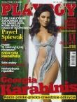 Cover Playboy Poland April 2010