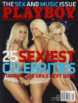Cover Playboy USA March 2008
