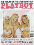 Cover Playboy USA September 2006