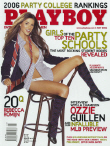 Cover Playboy USA May 2006