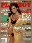 Cover Playboy USA January 2006