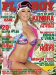 Cover Playboy USA December 2010