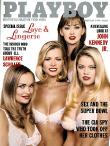 Cover Playboy USA February 1997