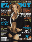 Cover Playboy USA June 2007