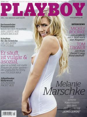 Okładka Playboy Niemcy Marzec 2009