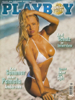 Cover Playboy Germany July 1996