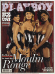 Cover Playboy Germany October 2001