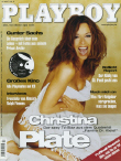 Cover Playboy Germany July 2004