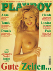 Cover Playboy Germany July 1997