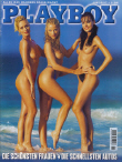 Cover Playboy Germany June 1997