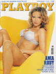 Cover Playboy Germany November 1997