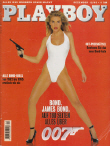 Cover Playboy Germany December 1995