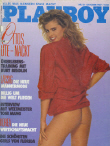 Cover Playboy Germany October 1987