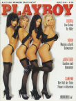 Cover Playboy Germany March 1996