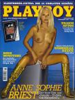 Cover Playboy Germany November 2001