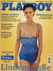 Cover Playboy Germany September 1998