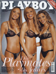 Cover Playboy Germany August 2002