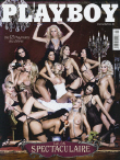 Cover Playboy Germany January 2009