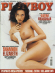 Cover Playboy Germany February 2000