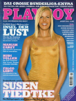 Cover Playboy Germany August 2001