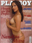 Cover Playboy Germany July 2002