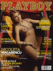 Cover Playboy Romania July 2010